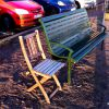 Sympatisk sittplats