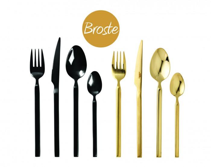 Bestick Broste