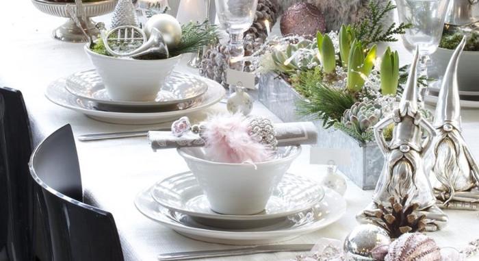 Nyårsdukning_Blomsterlandet_Rosa-Silver