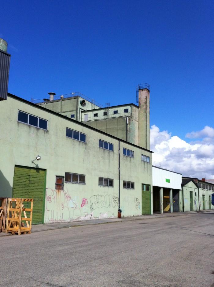 Industribyggnad