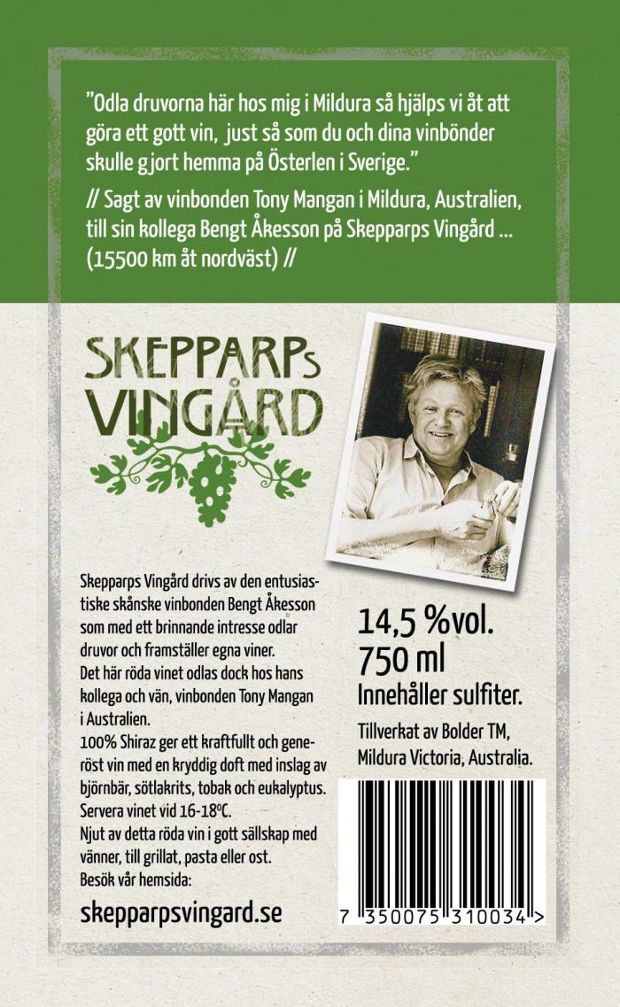 Skepparps Vingård Fuffe